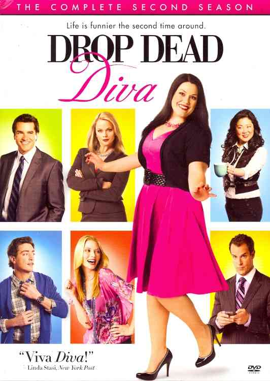 Drop dead diva season two by drop dead dvd ebay - Drop dead diva dvd ...