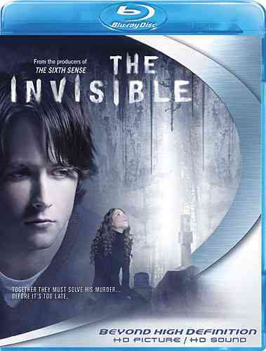 INVISIBLE BY CHATWIN,JUSTIN (Blu-Ray)